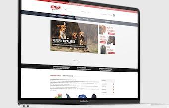 2dbf2388f49 Kenjan.dk - Dansk kvalitets varemærke indenfor hundeudstyr - Overskud:  690.000 DKK - Dækningsbidrag