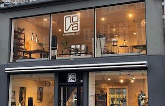 2a90d540 Møbelbutik på 230m2 i Valby Langgade med et attraktivt butik.