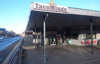 2b3a42e21e59 TACO MINGO til salg - nyudstyret mexikansk restaurant i næst.