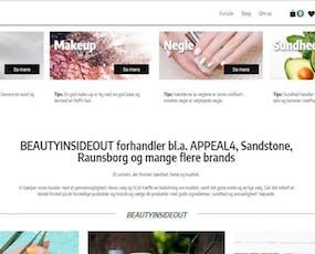 24e89ae63ff Beautyinsideout.dk - Webshop med Skønheds- & Helsekost produkter – samt  Appeal4.